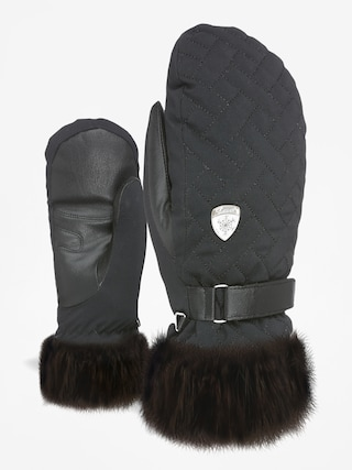 Rękawice Level Chanelle Mitt Wmn (black)