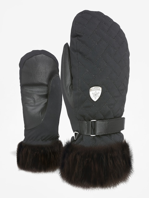 Rękawice Level Chanelle Mitt Wmn (black)