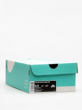 Buty Nike SB Zoom Blazer Mid (university red/white)