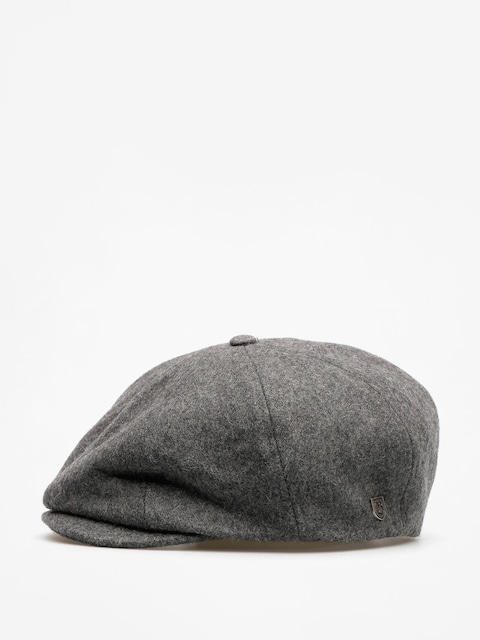 Kaszkiet Brixton Brood Snap ZD (dark grey)