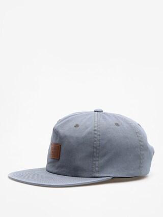 Czapka z daszkiem Brixton Grade II Uc Snapback ZD (grey blue)