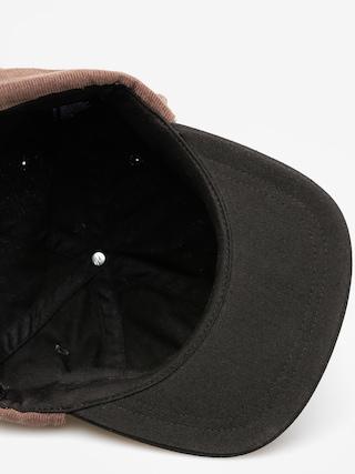 Czapka z daszkiem Brixton Grade Ef (black)
