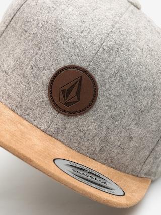 Czapka z daszkiem Volcom Quarter Fabric ZD (grc)
