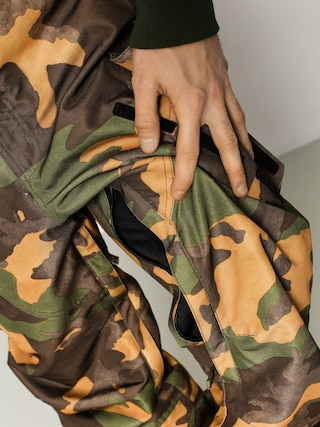 Spodnie snowboardowe ThirtyTwo Basement Bib (camo)