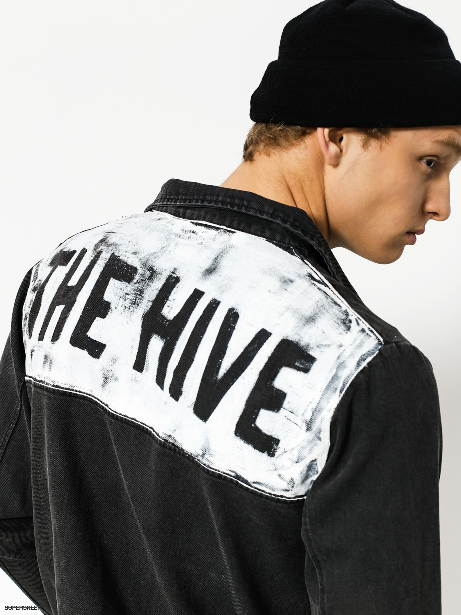 Kurtka The Hive Graffiti (black)