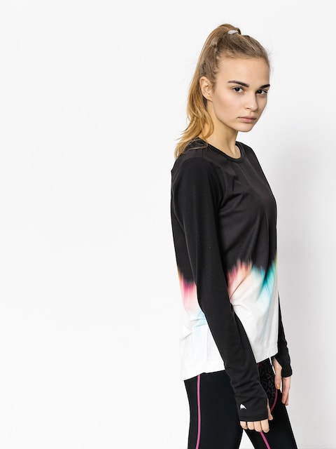Longsleeve aktywny Burton Tech T Wmn (accidental magic)