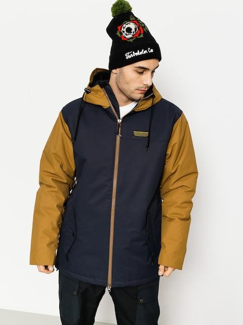 Kurtka snowboardowa Airblaster Toaster Jacket (midnight camel)