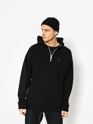 Bluza z kapturem The Hive Zip Henley HD (black)