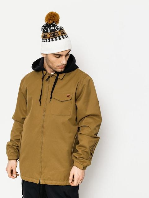 Kurtka snowboardowa ThirtyTwo Merchant (tobacco)