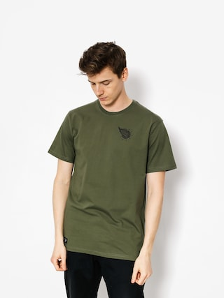 T-shirt Nervous Wing (olive)