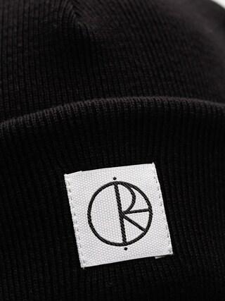 Czapka zimowa Polar Skate Double Fold Beanie (black)