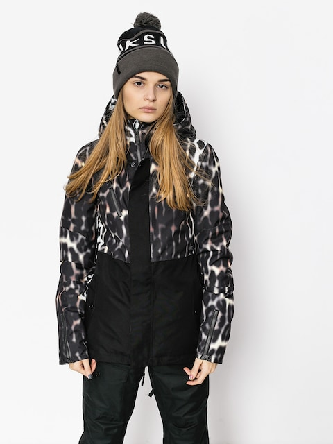 Kurtka snowboardowa Volcom Jasper Ins Wmn (che)