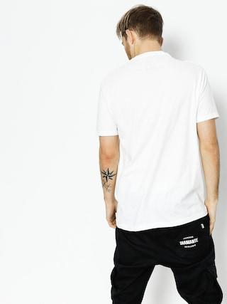 T-shirt Dragon Icon Staple Line (white)