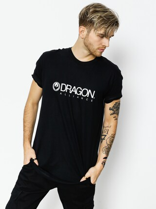 T-shirt Dragon Trademark Staple Line (black)