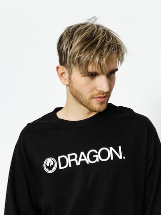 Longsleeve Dragon Trademark Staple Line (black)