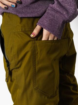 Spodnie snowboardowe Volcom Selwyn Ins Wmn (mos)