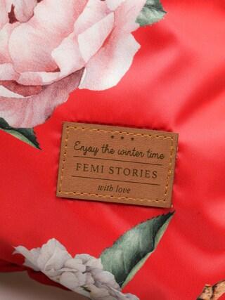 Plecak Femi Stories Maile Wmn (red sq)