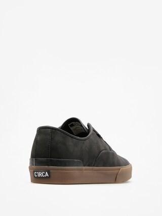 Buty Circa Kingsley (black/gum)