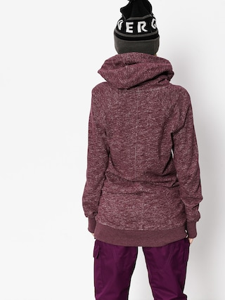 Bluza z kapturem Volcom Costus HD Wmn (brd)