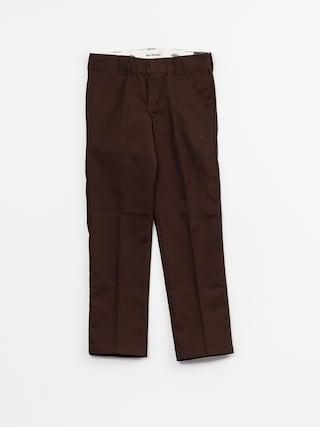 Spodnie Dickies WP873 Slim Straight Work Pant (chocolate brown)