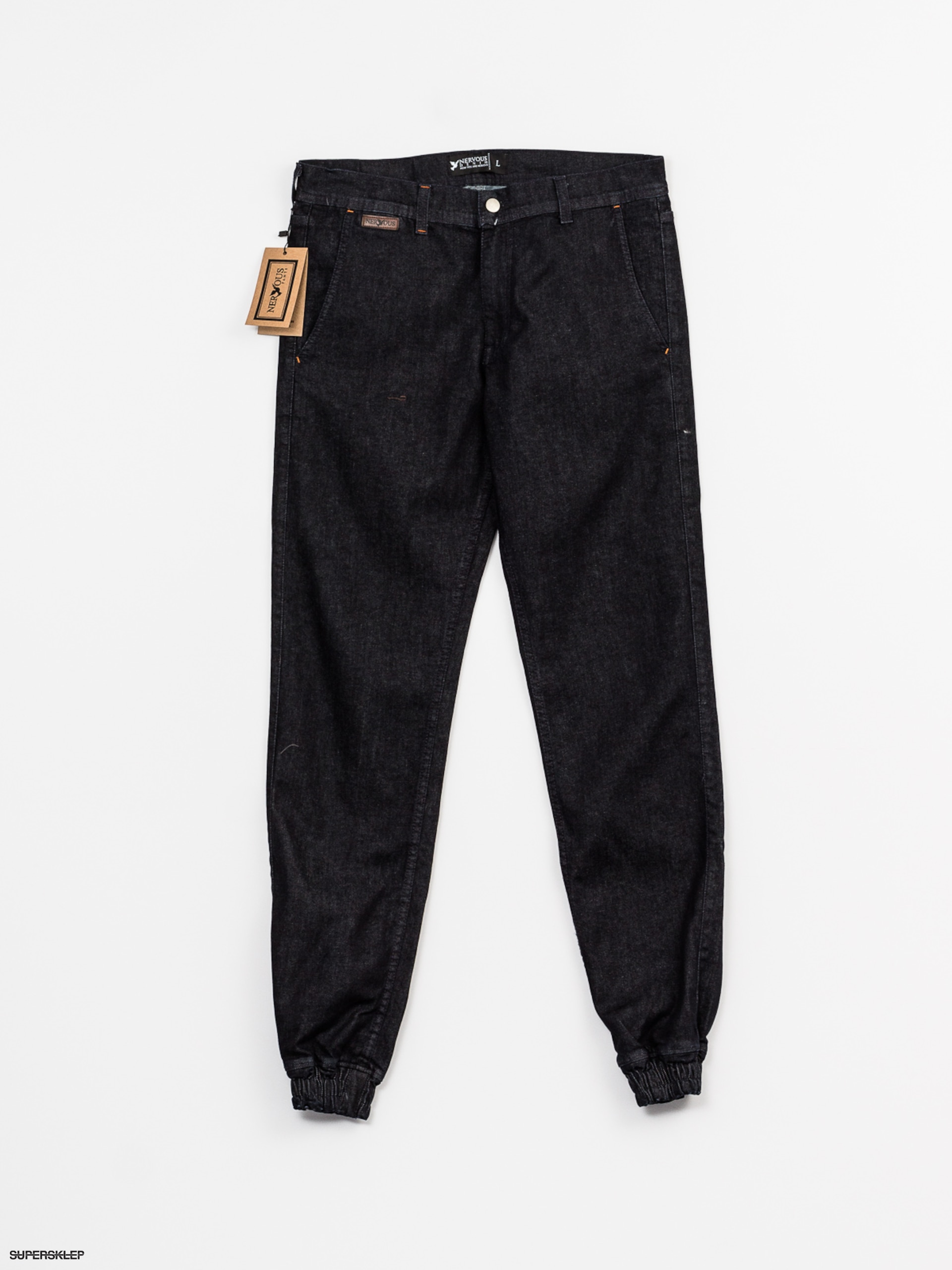 Spodnie Nervous Jogger Denim