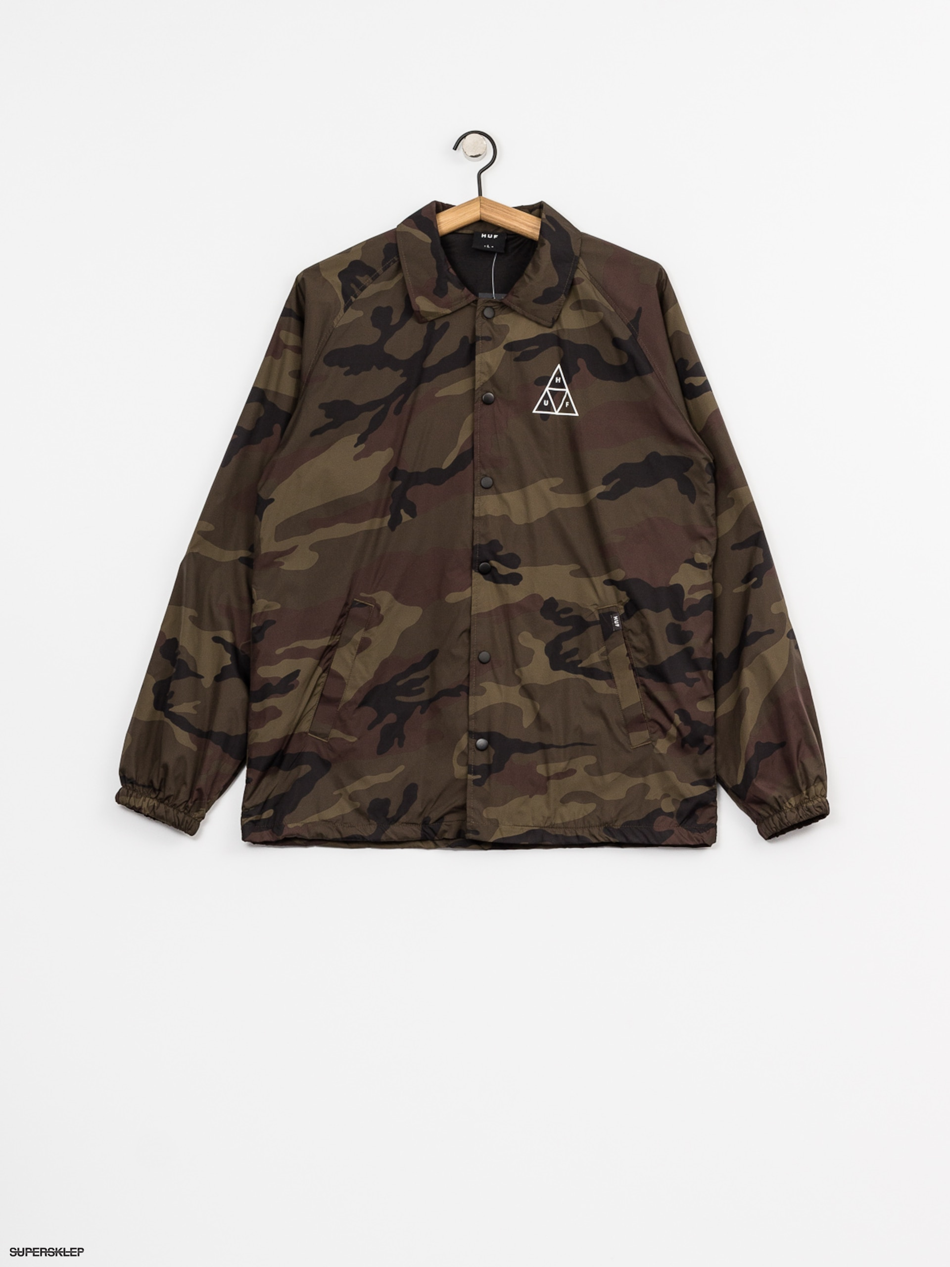 Kurtka HUF Triple Triangle (camo)