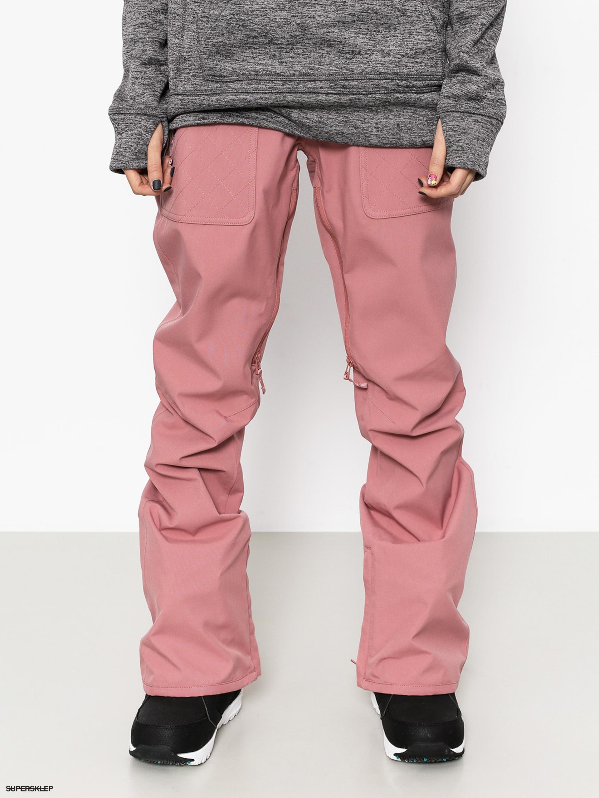 Spodnie snowboardowe Burton Vida Wmn (dusty rose)