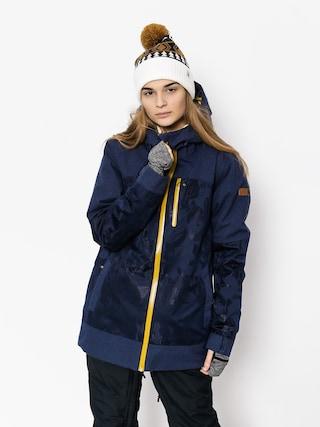 Kurtka snowboardowa Roxy Torah Bright Stormfall Wmn (peacoat)