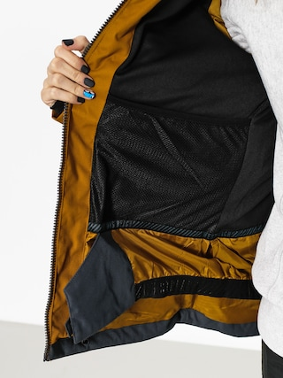 Kurtka snowboardowa Westbeach Flux Jacket Wmn (steel/brown sugar)