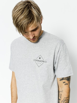 T-shirt Dragon Tab (heather grey)