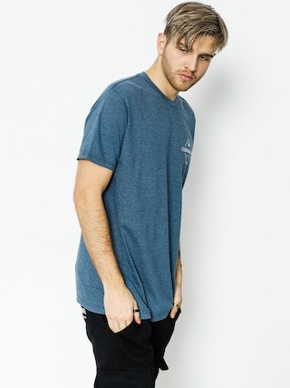 T-shirt Dragon Tab (indigo heather)