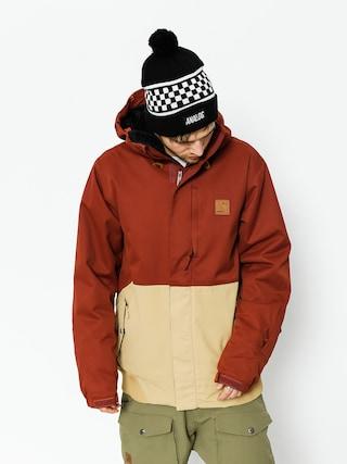 Kurtka snowboardowa ThirtyTwo Ryder (oxblood)