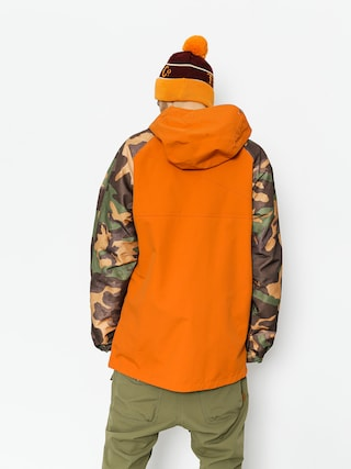 Kurtka snowboardowa ThirtyTwo Knox (burnt orange)