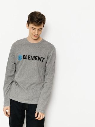 Longsleeve Element Blazin (grey heather)