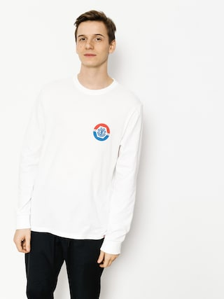 Longsleeve Element Pivot (optic white)