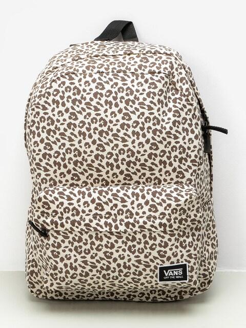 Plecak Vans Realm Classic Wmn (birch/leopard)