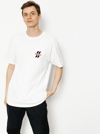 T-shirt Stussy Triple S (white)