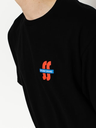 T-shirt Stussy Triple S (black)