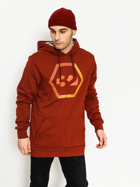 Bluza z kapturem ThirtyTwo Marquee HD (oxblood)
