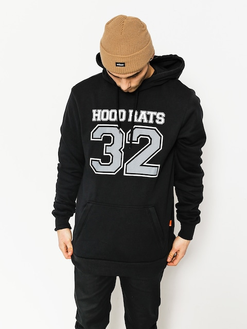 Bluza z kapturem ThirtyTwo Hood Rats Team HD (black)