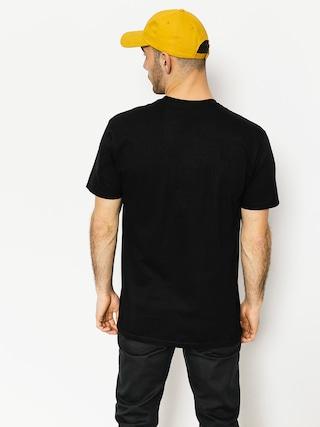 T-shirt ThirtyTwo Hood Rats Mt Hood Summer Vacation (black)