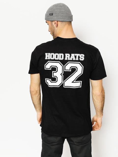 T-shirt ThirtyTwo Hood Rats Thirft (black)