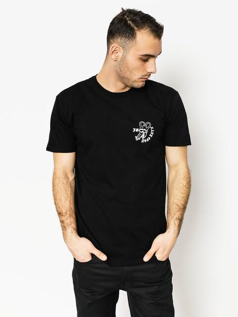 T-shirt ThirtyTwo Hood Rats Jump Rat (black)