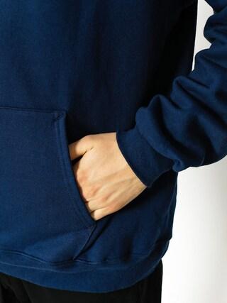 Bluza z kapturem Thrasher Skate Mag HD (navy blue)
