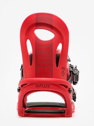 Wiązania snowboardowe Flux PR (red)