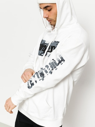 Bluza z kapturem ThirtyTwo Double Box Snow Camo (white)