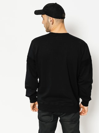 Bluza Backyard Cartel Cream (black)