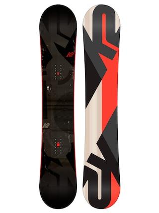 Deska snowboardowa K2 Standard (grey/red)