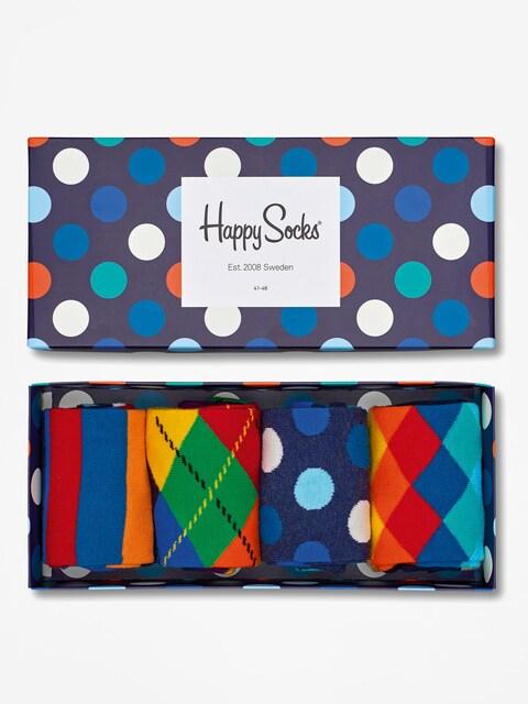Skarpetki Happy Socks Giftbox 4pk