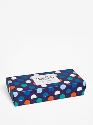 Skarpetki Happy Socks Giftbox 4pk (navy/blue/white)